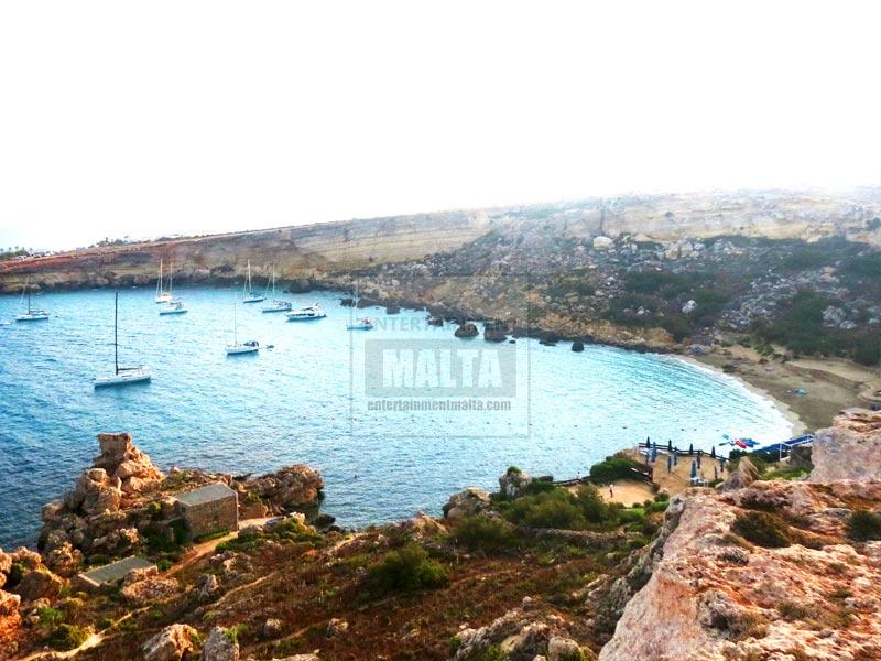 Paradise Bay - beaches in Malta