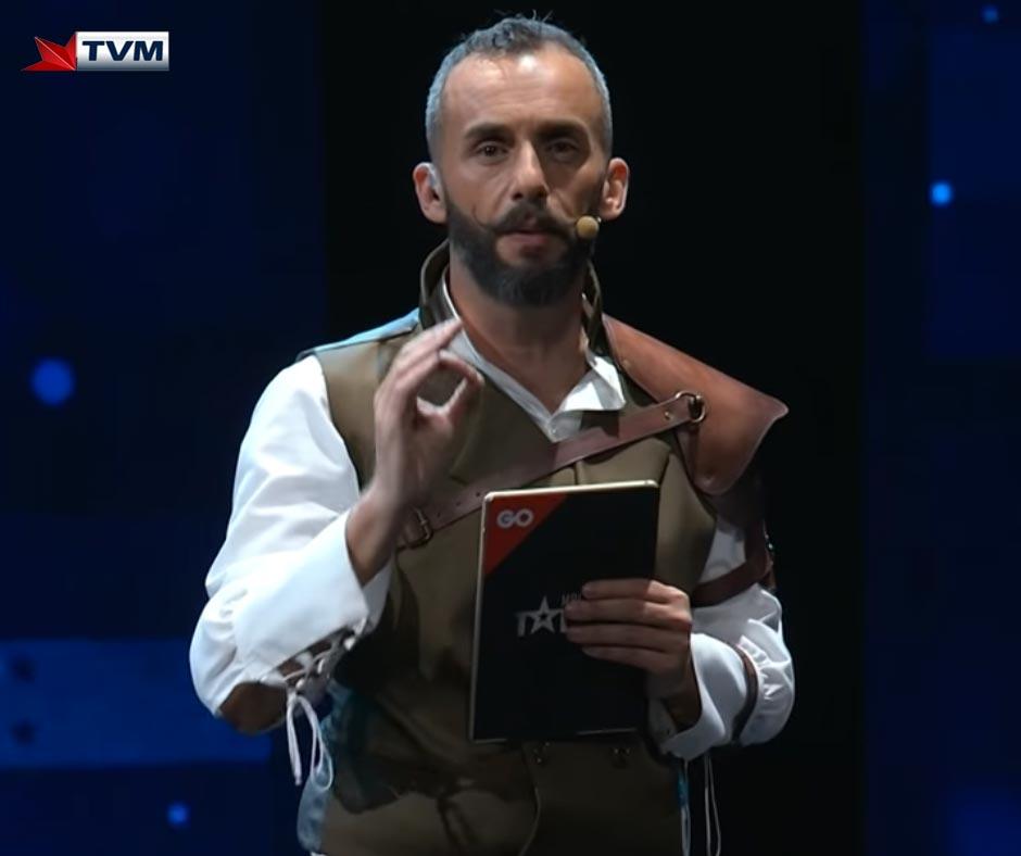Gordon Bonello Malta Got Talent Entertainmentmalta