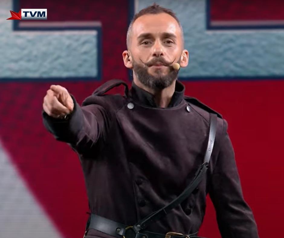 Malta's Got Talent Semi Finals 2 Gordon Bonello