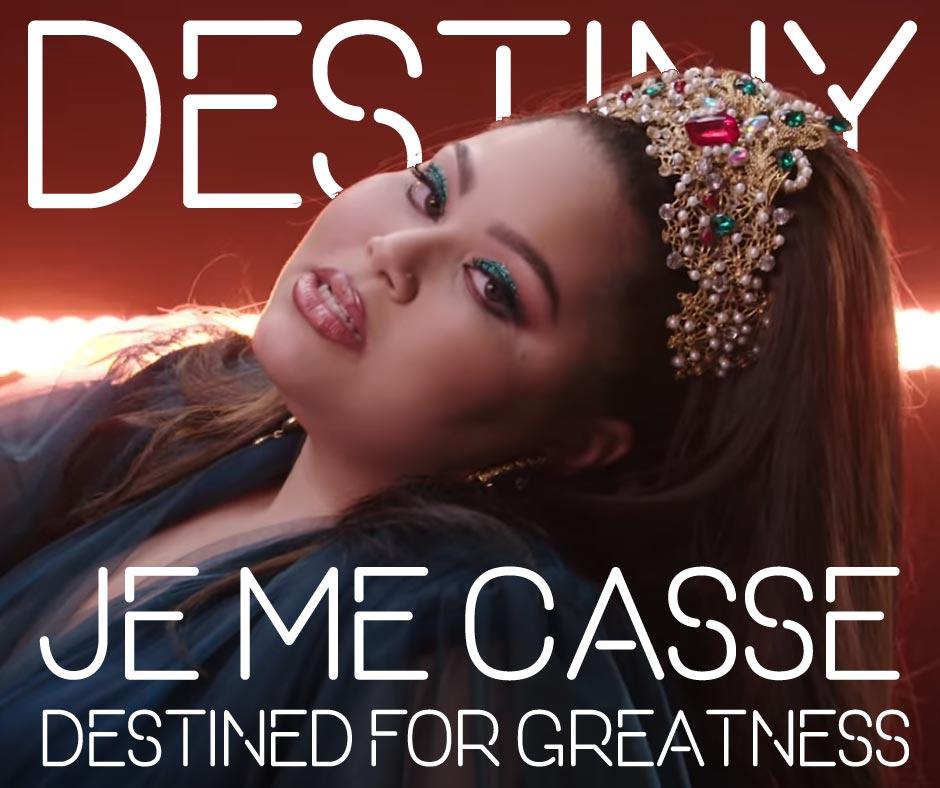 Destiny Je Me Casse Eurovision 2021