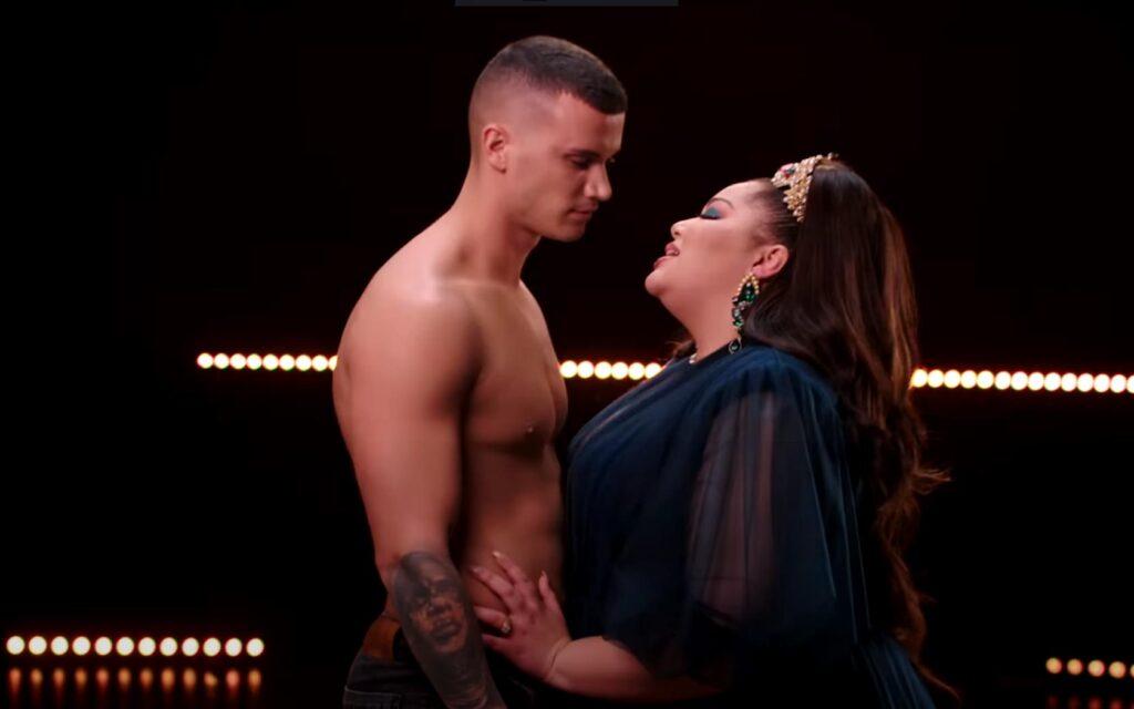 Destiny Malta Eurovision Sexy Scene Video