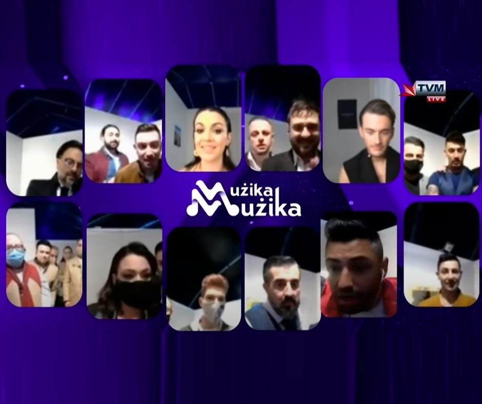 Geln Vella wins Malta Song Festival 2021