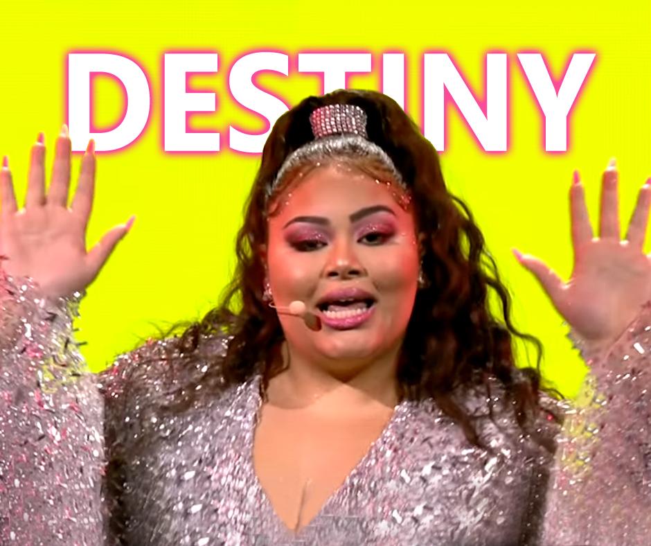 Destiny - Eurovision Song Contest Rotterdam 2021 Semi Finals
