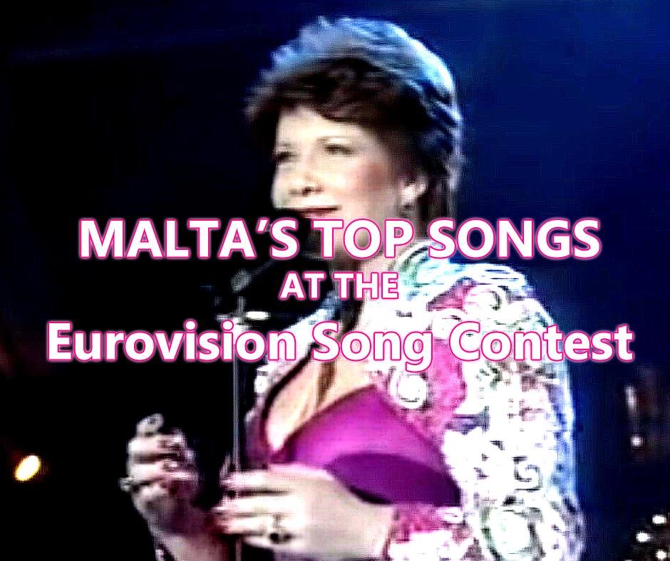 Malta Eurovision MAry Spiteri