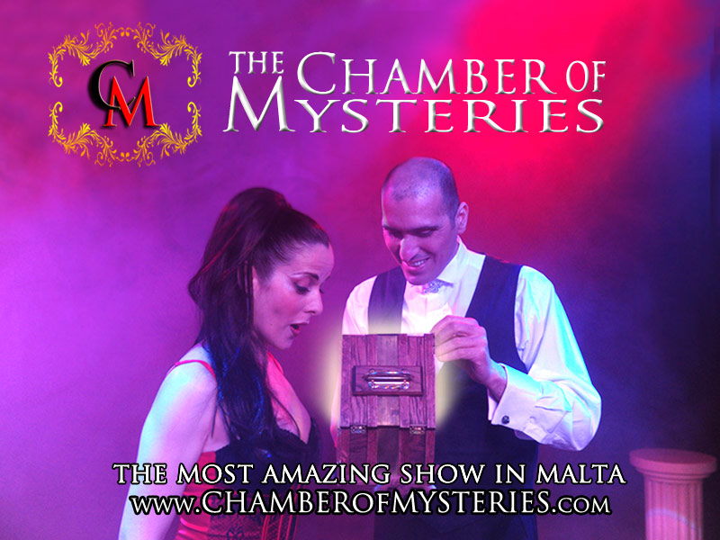 Chamber of Mysteries – Live Show
